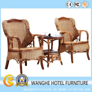 Garden Dining Set-Outdoor Wicker Furniture Set From Manufacture pictures & photos