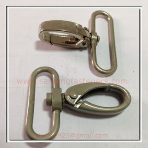 Zinc Alloy Spring Hook/Carabiner Hooks pictures & photos