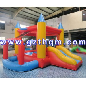 Indoor Playground Kids Inflatable Bouncer/PVC Tarpaulin Adult Inflatable Bounce House pictures & photos