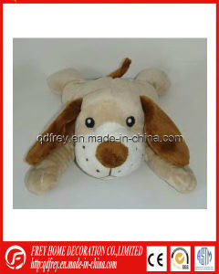 Lavender Wheat Bag Heated Plush Toy Dog pictures & photos