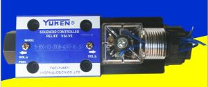 Yuci Yuken Overflow Valve S-Bsg-03-2b3b-A240-N1-51 with Low Noise High Pressure Solenoid Valve pictures & photos