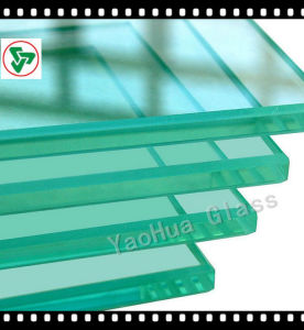3-15mm Flat Tempered Building Glass with Ce pictures & photos