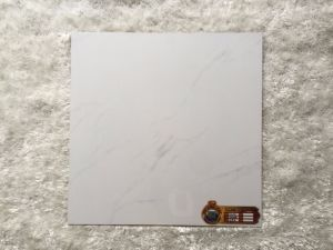 600*600mm Polished Glazed Volakas Marble White Tile B6054 pictures & photos