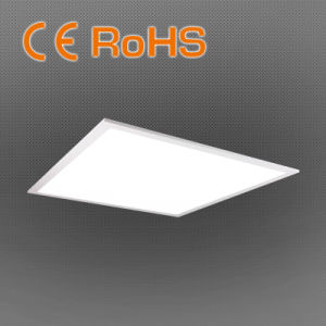 80lm/W 600X600 LED Flat Panel Light, No Flicker Driver pictures & photos