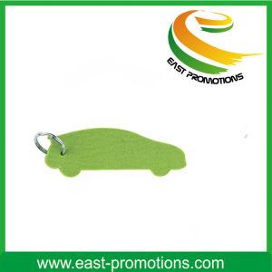 Hot Sale Promotional Felt Keychain pictures & photos