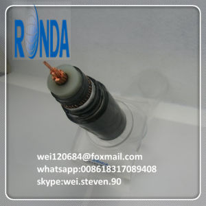 1.8/3KV 1*400 SQMM XLPE Insulated Steel Wire Armor Power Cable pictures & photos