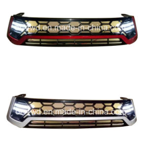 Front Grille for Toyota Hilux Revo with LED Light pictures & photos