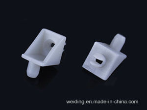 Plastic Furniture Connector Shelf Support with Screw pictures & photos
