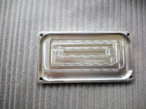 Customized CNC Machining Part with Silver Coating by China pictures & photos