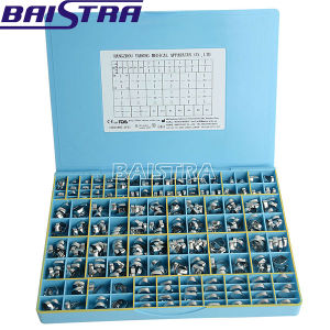 1st Convertible Roth Slot 0.022 Orthodontic Molar Band Set pictures & photos