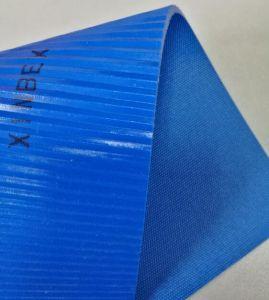 Facotory PVC Blue Oil Resistance Food Conveyor Belt pictures & photos