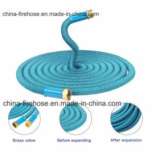 Zhijing Garden Water Retractable Shower Magic Quick Coupling Flexible Water Expandable Garden Hose pictures & photos