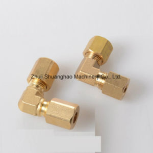 Brass Compression Fittings Plumbing Fittings pictures & photos