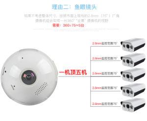 360 Degree CCTV P2p Wireless IP Camera pictures & photos