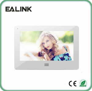 7inch 4 Wire Video Door Phone Intercom System pictures & photos