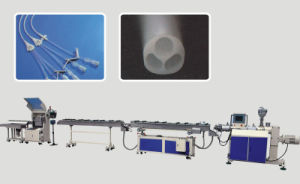 Center Vein Medical Pipe Production Line pictures & photos