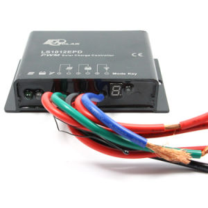 Epsolar 20A 12V/24V Solar Charge Controller Use for Solar Home System/Traffic Signal/Solar Street Light/Solar Garden Lamp Ls2024EPD pictures & photos