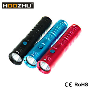 Hoozhu U10 Diving Light with Max 900lm Waterproof 80meters pictures & photos