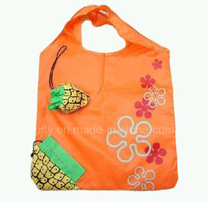 Wholesale Bulk Cheap Recycled Folding Supermarket Grocery Shopper Bag pictures & photos