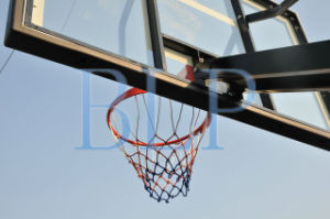China Hot Sale Underground Height Adjustable Basketball Hoop pictures & photos