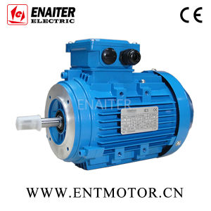 AL Housing Induction Premium Efficiency Electrical Motor