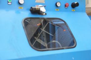 Wet Sand Blasting Machine with Water Pump pictures & photos