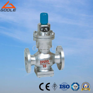 Direct Acting Bellows Pressure Reducing Valve (Y44H/Y-GVPR07) pictures & photos
