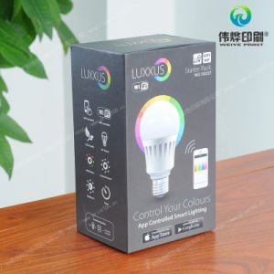 Customize Paper Printing Packaging Box (for Phone Smart Lighting) pictures & photos