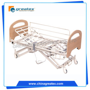 Extra Low Multi-Function Electric Nursing Bed pictures & photos