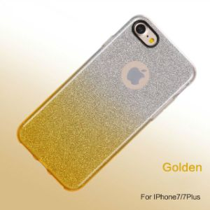 Sparkle Shinning Protective Bumper Bling Glitter Phone Cases for iPhone 7 pictures & photos