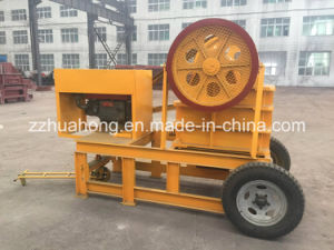 China Jaw Crusher/Stone/ Rock/Ore/Crusher Machine Price for Sale pictures & photos