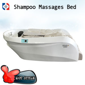 Luxury Massage Shampoo Chair / Hair Salon Hair Washing Massage Bed pictures & photos