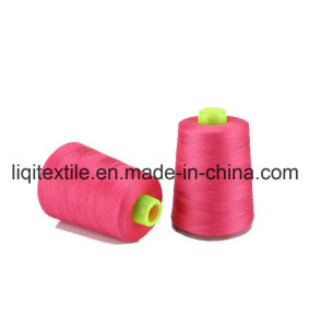 Hot-Selling 100% Polyester Filament Sewing Thread 20s/3 Textile Thread pictures & photos