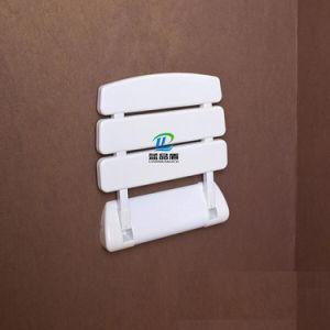 Folded Anti Slip Shower Chair Handicap Bathroom Seat pictures & photos