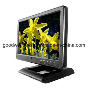 "101at 10.1"" 16: 9 TFT LCD Touch Monitor with HDMI, DVI Input, IPS Panel, 1024X 600 pictures & photos"