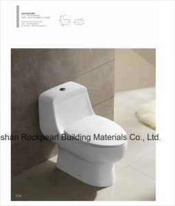 Siphonic One-Piece Toilet CE-T218 pictures & photos