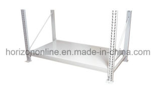Metal Storage Shelves with Epoxy Powder Coating Finish pictures & photos