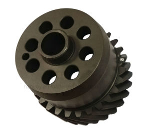 65.02115-0040 Crank Shaft Gear for De08 Engine of Daewoo Doosan pictures & photos