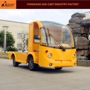 2 Seater Electric Transport Cart pictures & photos