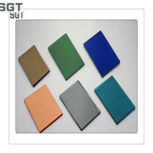 4mm-12mm Tinted Glass, Reflective Glass for Building Decoration pictures & photos