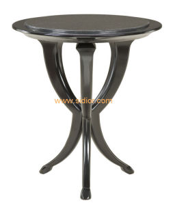 (CL-5512) Luxury Hotel Restaurant Public Furniture Wooden Center Table pictures & photos
