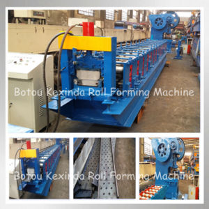 Cold Steel Walkboard Panel Roll Forming Machine Manufacturer pictures & photos