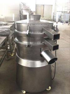 Xzs-515 Spiral Type Pharmaceutical Vibrating Screen pictures & photos