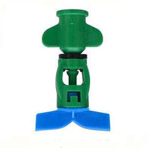 Full Circle No Bridge Mini Sprinkler Similar Ndj Green Spin for Greenhouse Irrigation Ms1013