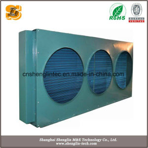 Tube Fin Type Air Cooled Condenser (4R-6T-2200) pictures & photos