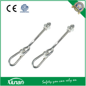 a Pair Spring Clip Swing Hangers pictures & photos