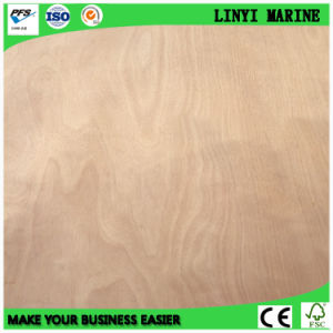 Commercial Plywood Okoume/Bintangor/Pencil Cedar Poplar Core or Hard Wood Core pictures & photos
