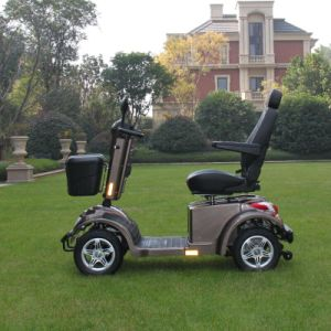 Strong Power LCD Display 1400W Motor Mobility Scooter pictures & photos