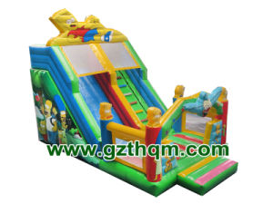 Giant Inflatable Water Slide for Adult/Inflatable Shark Slide for Kids and Adults pictures & photos