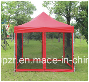 Steel Outdoor Folding Canopy Gazebo pictures & photos